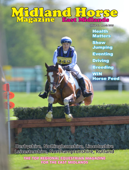 Midland Horse: East Midlands March 01, 2019 00:00