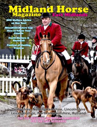 Midland Horse: East Midlands April 2019