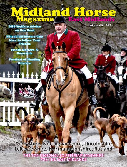 Midland Horse: East Midlands April 01, 2019 00:00