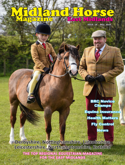 Midland Horse: East Midlands May 01, 2019 00:00