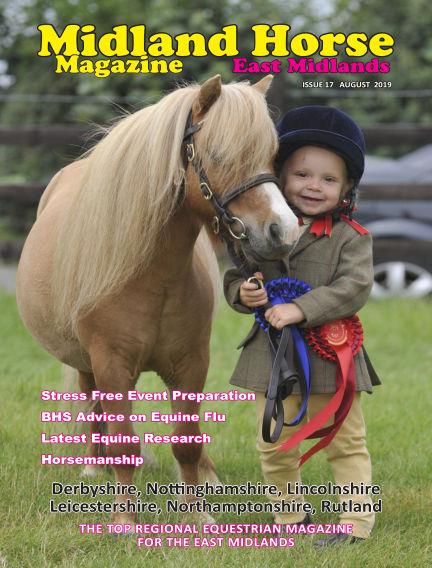 Midland Horse: East Midlands August 01, 2019 00:00