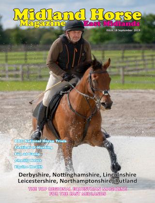Midland Horse: East Midlands September 2019