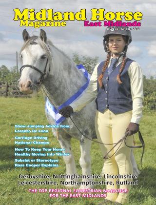 Midland Horse: East Midlands October 2019