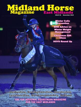 Midland Horse: East Midlands November 2019