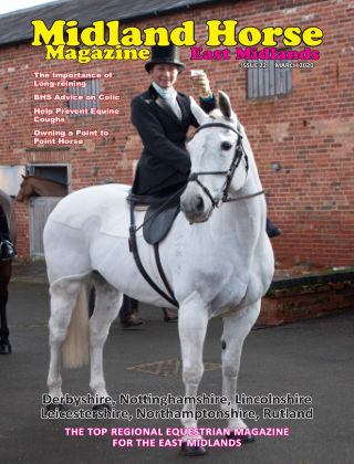 Midland Horse: East Midlands March 2020