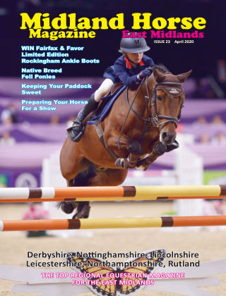Midland Horse: East Midlands April 2020