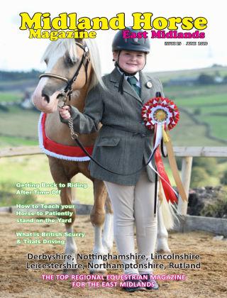 Midland Horse: East Midlands June 2020