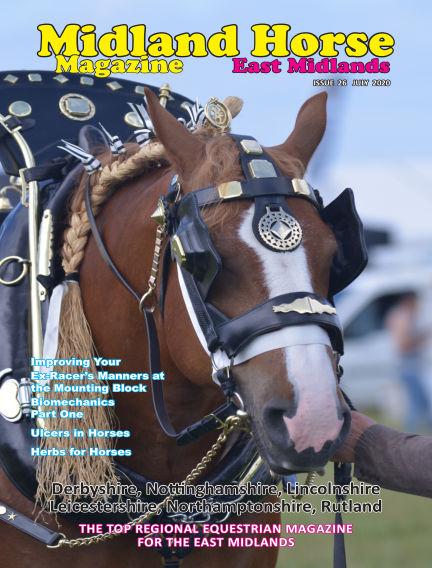 Midland Horse: East Midlands July 01, 2020 00:00