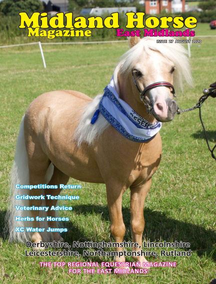 Midland Horse: East Midlands August 01, 2020 00:00
