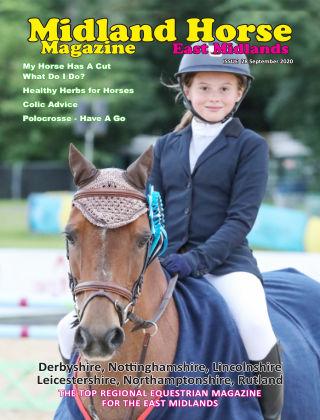 Midland Horse: East Midlands September 2020