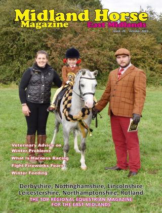 Midland Horse: East Midlands October 2020
