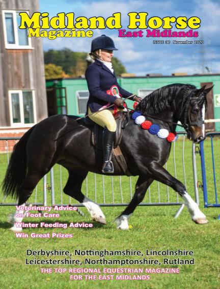 Midland Horse: East Midlands November 01, 2020 00:00