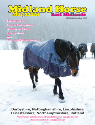 Midland Horse: East Midlands December 2020