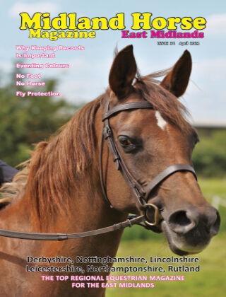 Midland Horse: East Midlands April 21
