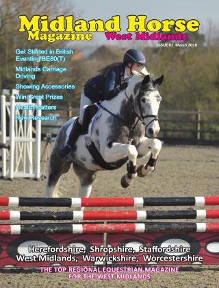 Midland Horse: West Midlands March 2018