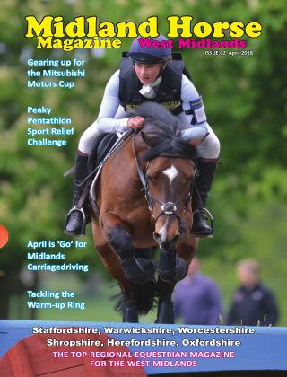 Midland Horse: West Midlands April 2018