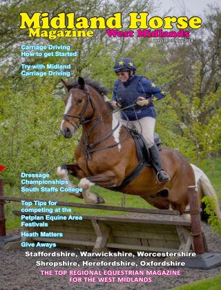 Midland Horse: West Midlands May 2018