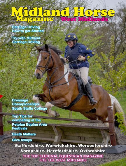 Midland Horse: West Midlands May 01, 2018 00:00