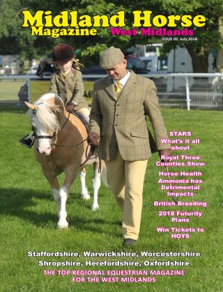 Midland Horse: West Midlands July 2018