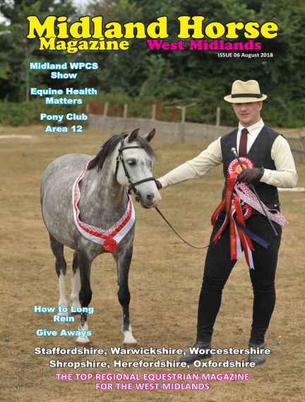 Midland Horse: West Midlands August 01, 2018 00:00