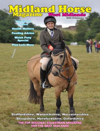 Midland Horse: West Midlands September 2018