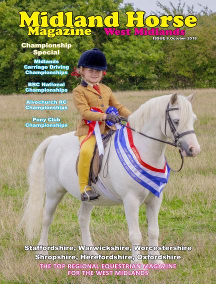 Midland Horse: West Midlands