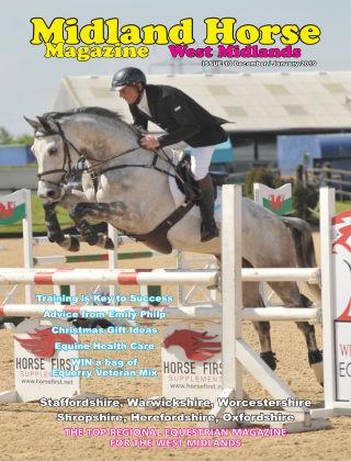 Midland Horse: West Midlands December 2018
