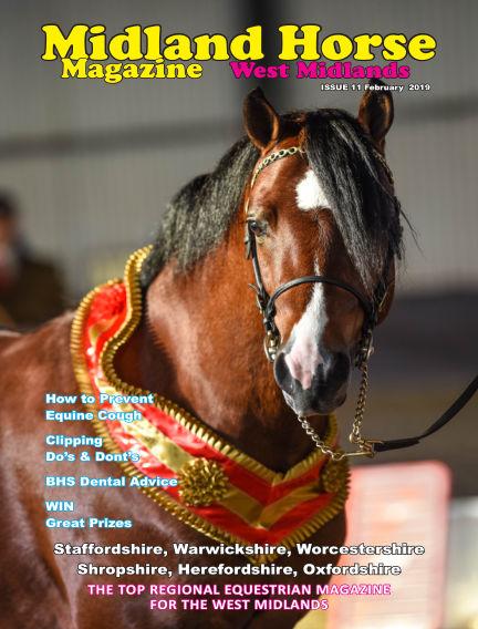 Midland Horse: West Midlands February 01, 2019 00:00