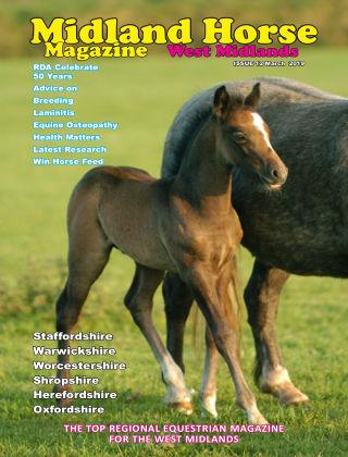 Midland Horse: West Midlands March 2019