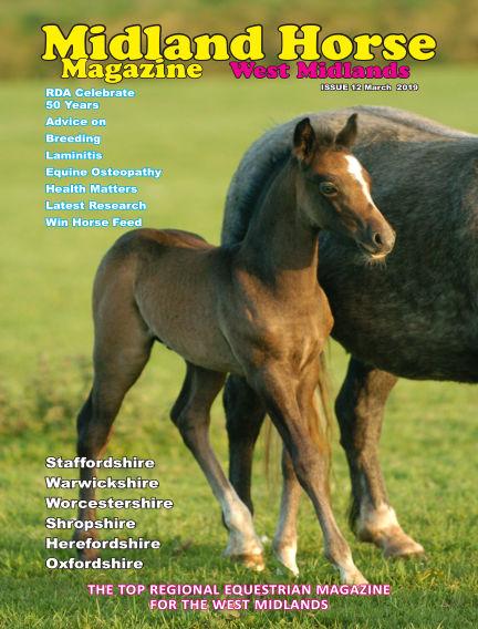 Midland Horse: West Midlands March 01, 2019 00:00