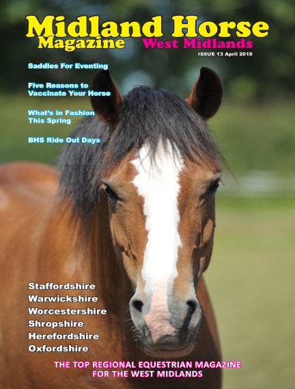 Midland Horse: West Midlands April 01, 2019 00:00