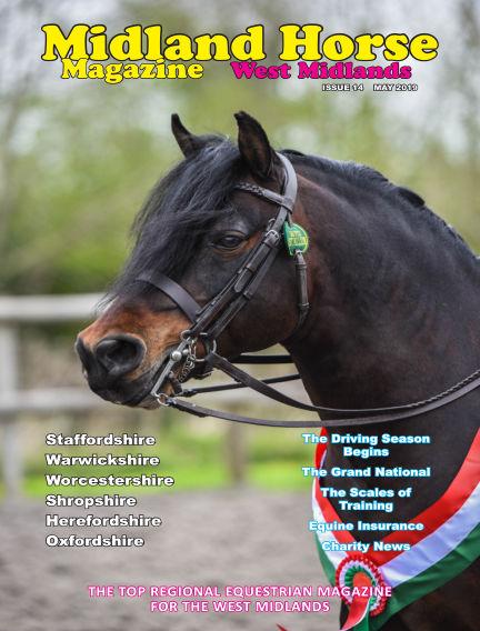 Midland Horse: West Midlands May 01, 2019 00:00