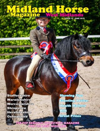 Midland Horse: West Midlands June 2019