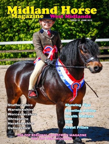 Midland Horse: West Midlands June 01, 2019 00:00