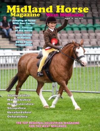 Midland Horse: West Midlands July 2019
