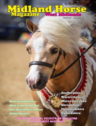 Midland Horse: West Midlands August 2019