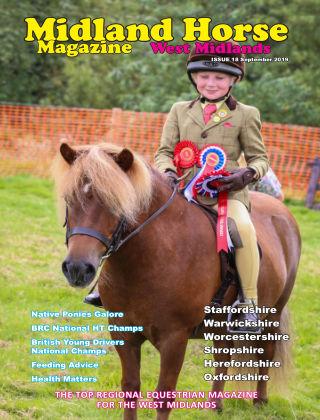 Midland Horse: West Midlands September 2019