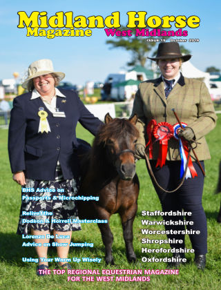 Midland Horse: West Midlands October 2019