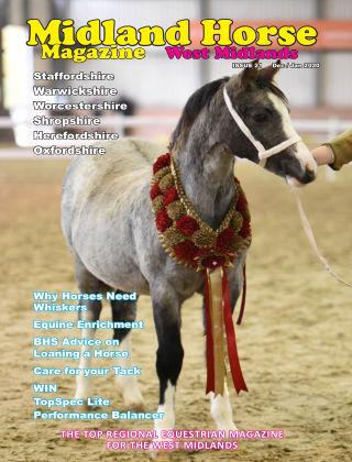 Midland Horse: West Midlands December 2019