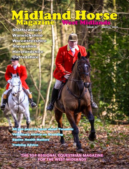 Midland Horse: West Midlands March 01, 2020 00:00