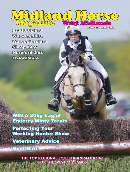 Midland Horse: West Midlands April 01, 2020 00:00