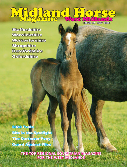 Midland Horse: West Midlands May 01, 2020 00:00