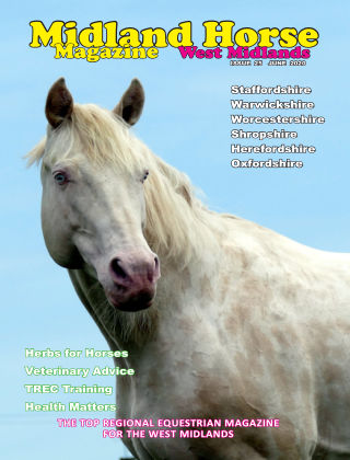 Midland Horse: West Midlands June 2020