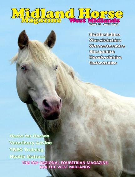 Midland Horse: West Midlands June 01, 2020 00:00