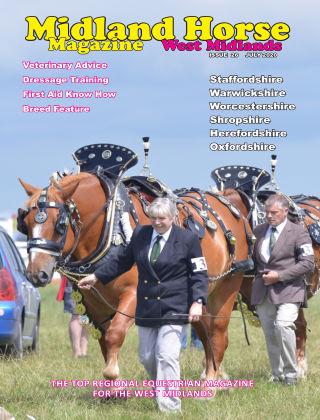Midland Horse: West Midlands July 2020