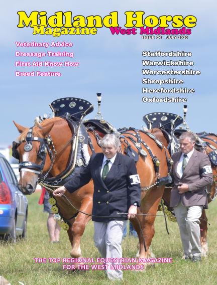 Midland Horse: West Midlands July 01, 2020 00:00