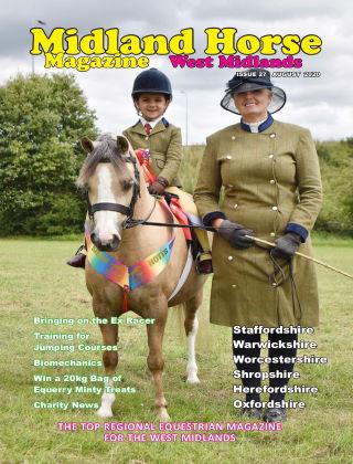 Midland Horse: West Midlands August 2020