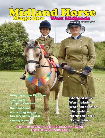 Midland Horse: West Midlands August 01, 2020 00:00