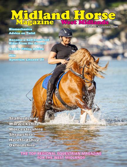 Midland Horse: West Midlands September 01, 2020 00:00
