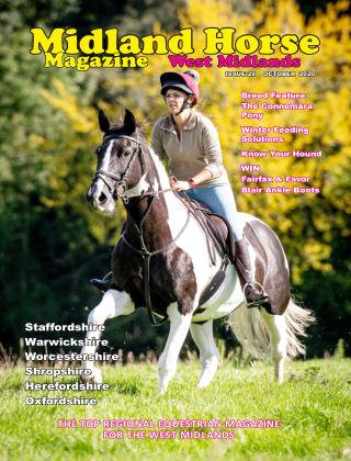 Midland Horse: West Midlands October 2020